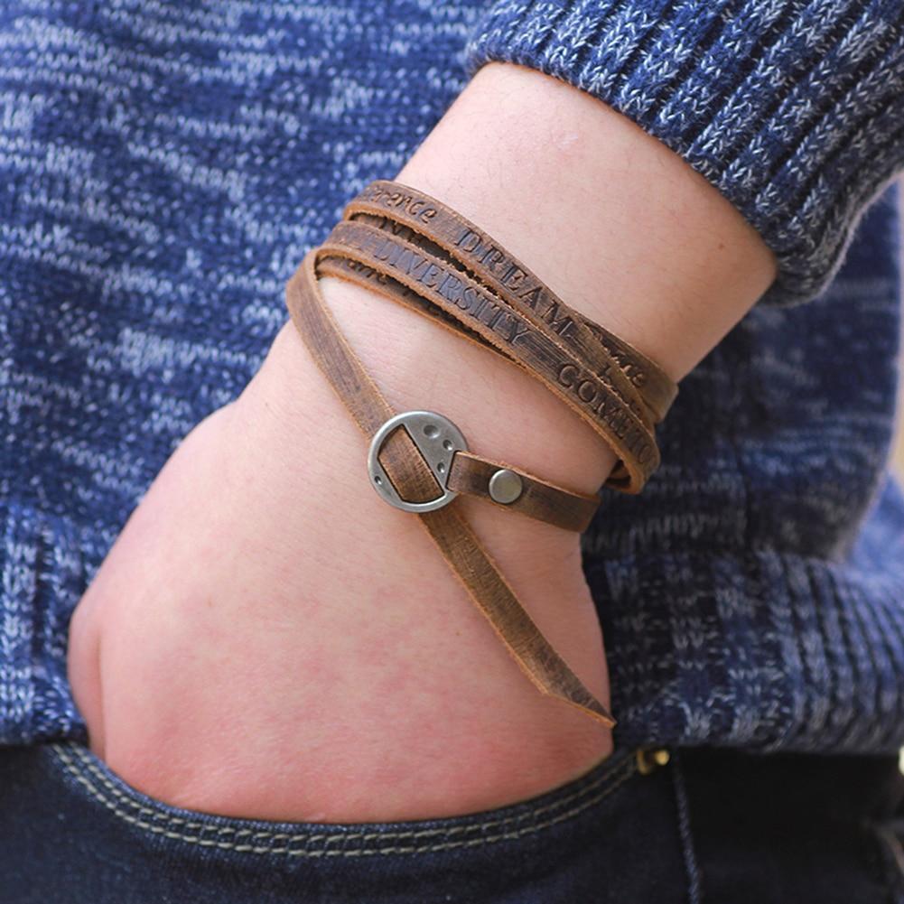 Anime One Piece – Leather Bracelet