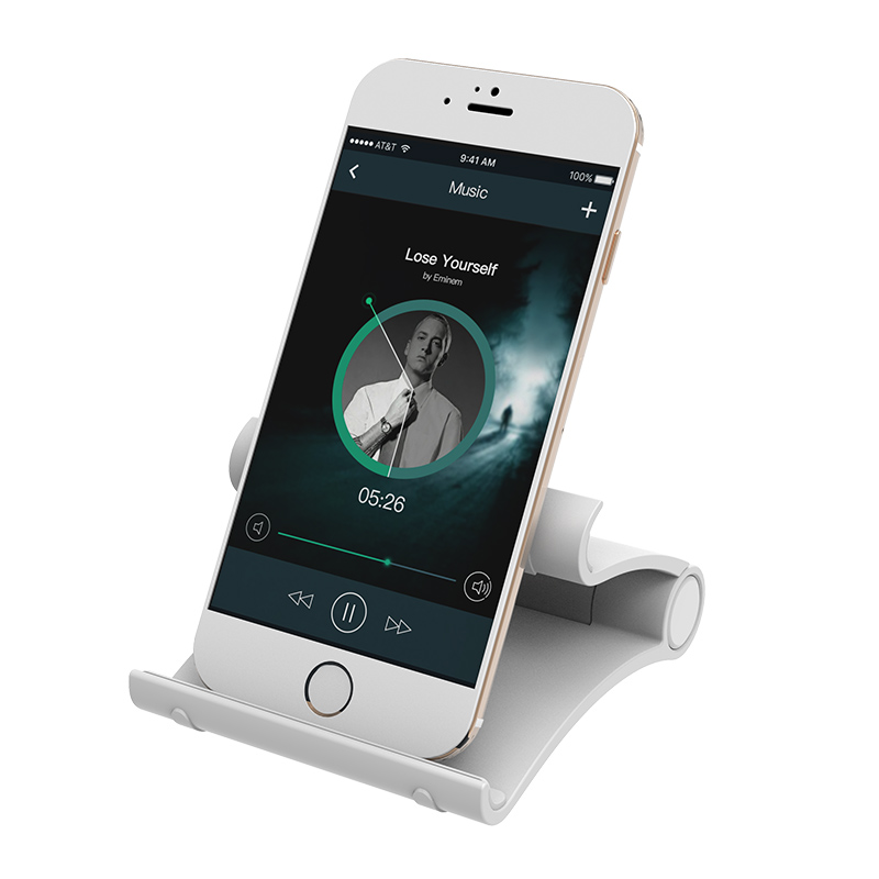 Vention Mobile Phone Holder For iphone Xiaomi Flexible Dest Phone Stand Universal Desk Holder For Huawei Samsung ipad Tablet PC 3