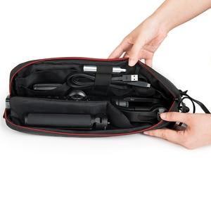 Image 4 - ポータブルdji用キャリーバッグosmo携帯3 2 zhiyunスムーズ4ケースのためのstabilitzerジンバルosmoポケットsnoppa atomボックス