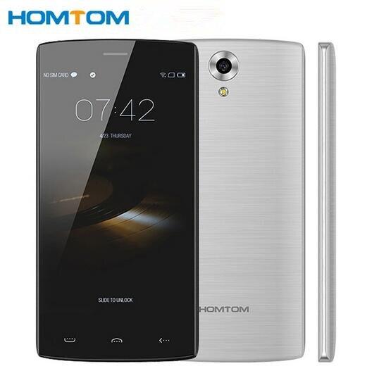 Original Homtom HT7 Pro Mobile Phone 5 5 Inch HD 2GB 16GB 4G LTE Smartphone 1280