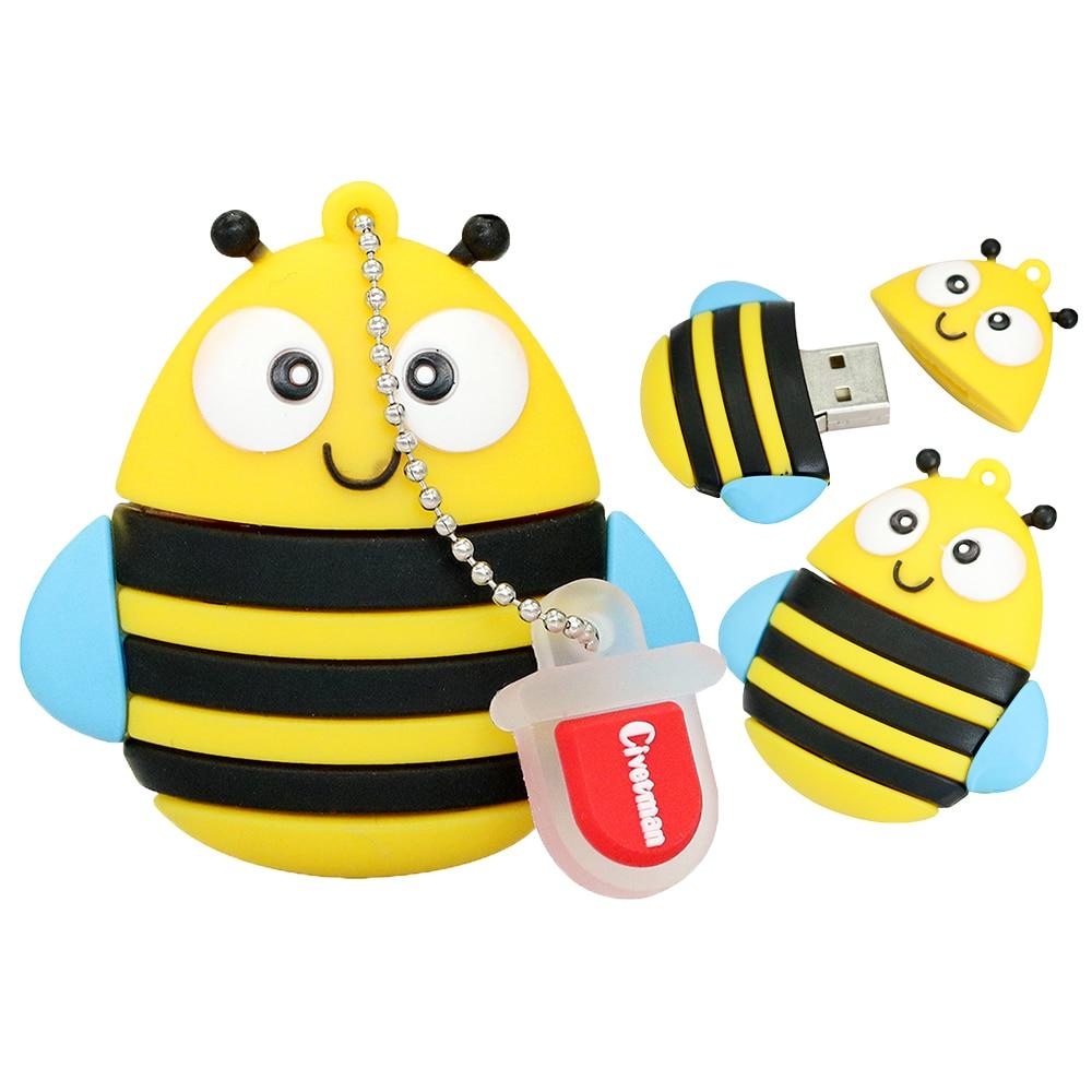 Ny Ankomst USB-minnepinne 128 GB Pen Drive 4 GB 8 GB 16 GB 32 GB 64 - Extern lagring - Foto 5