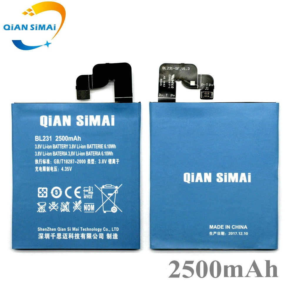 Qian Simai For Lenovo Vibe X2 To Cu S90t S90u Mobile Phone Altima Xbox 360 Power Supply Cpu Motherboard Voltage37v Capacity2500mah Fit Machinelenovovibe Package Include 1 Xbl231battery