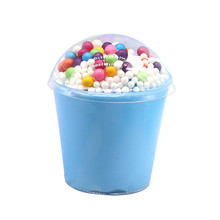 Polymer Clay Slime Fluffy 150ml Ice Cream Slime DIY Mud Scented Stress Relief Clay Toy Anxiety  Toys Gift  Relief Clay ToyA508 пластилин polymer clay aoyu 24 24 3d