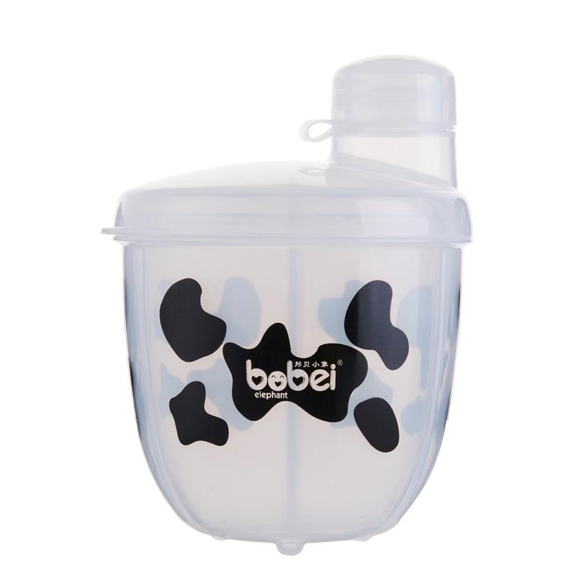 1Pc Formula Milk Storage Baby Feeding Box Portable Milk Powder Formula Dispenser Baby Kids Toddler Food Containers Storage in Baby Food Storage from Mother Kids