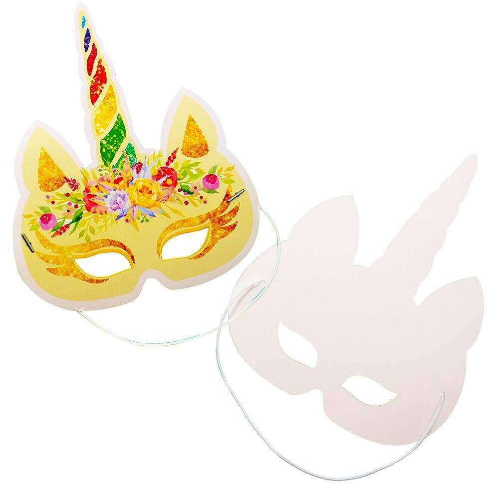 unicorn party mask (5)