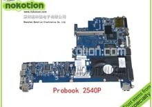 598762-001 LA-5251P laptop motherboard for hp ELITEBOOK 2540P i7-640LM QM57 GMA HD DDR3