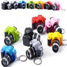 Светодиодные камеры автомобильные брелки игрушки звуковая светящаяся