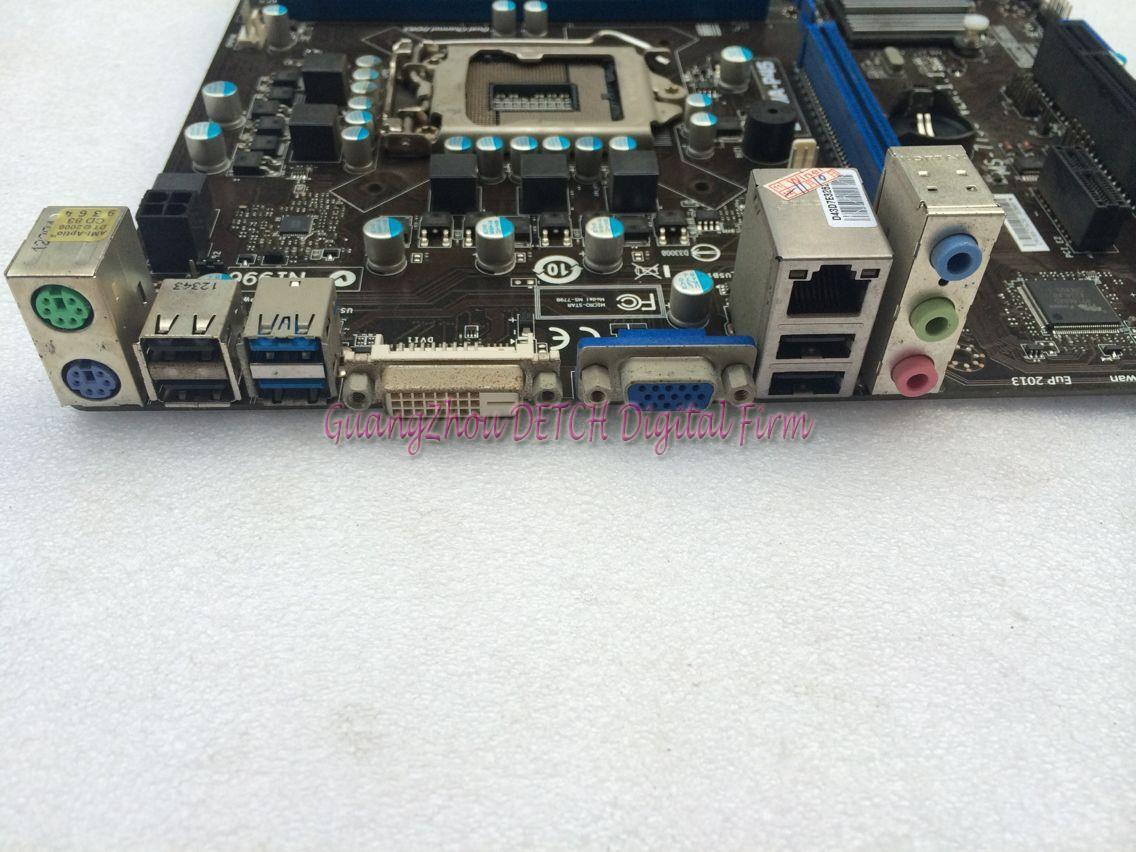 MSI origina B75MA-P45 1155 B75 motherboards support Super G1620 2030 used 90%new 10pcs dp83848ivv qfp 48 new origina