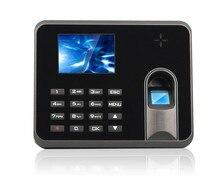 Frete Grátis KO-M5 125 khz RFID CARTÃO Biométrico de Impressão digital Comparecimento Do Tempo Não Há Necessidade de Software Fácil Gerenciamento