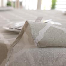 Nappe en tissu imprimé