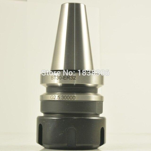 1 ピース ER32 コレット BT30 CNC ツールホルダードリルマシン用のキー溝なし cuttingtools cnc マシン自動変更のための適切な