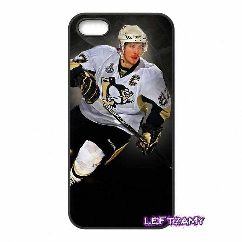 Спортивный хоккейный Сидни Кросби чехол для телефона чехол для samsung Galaxy Note 2 3 4 5 8 S2 S3 S4 S5 MINI S6 S7 edge Active S8 Plus