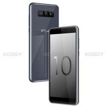 Xgody s10 smartphone android 8.1 2 gb 16 gb 5.5 polegada 18:9 tela cheia do telefone móvel mt6580 quad core duplo sim 5mp 2500 mah celular