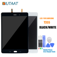 New Parts For Samsung Galaxy Tab A 8.0 3G T355 SM T355 Touch Screen Digitizer LCD Display Assembly Sensor Glass Panel