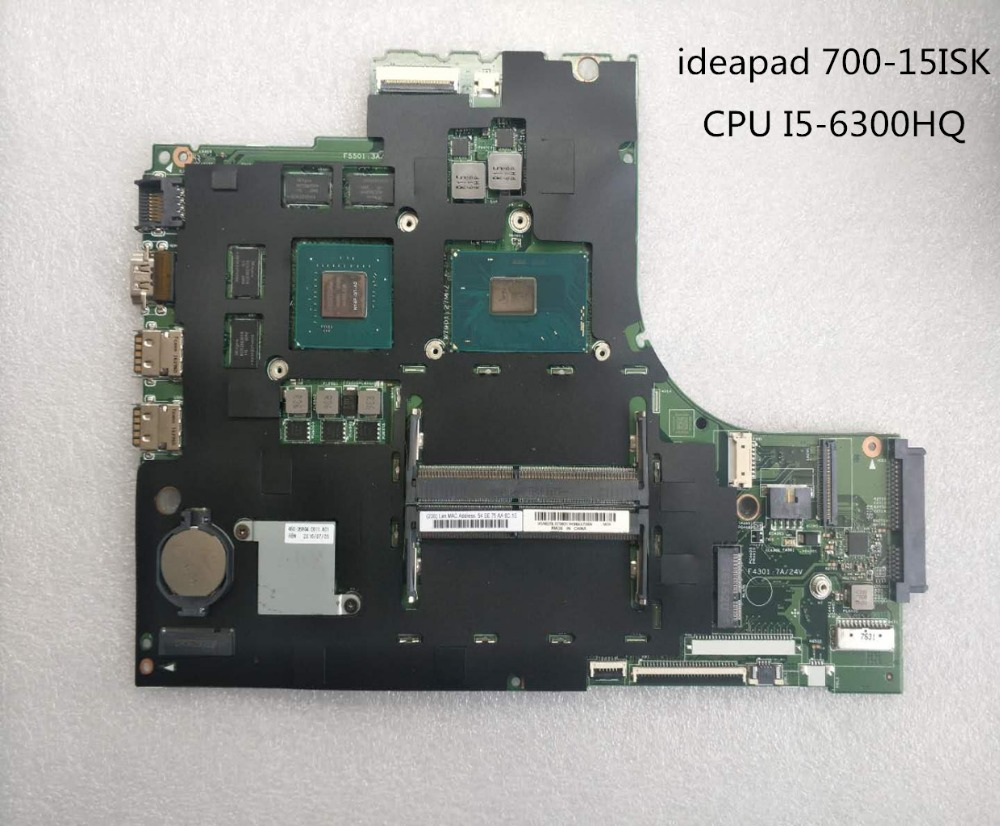 Free shipping For LENOVO ideapad 700 15ISK Motherboard tested 100 work LOL SKL MB 15221 1M