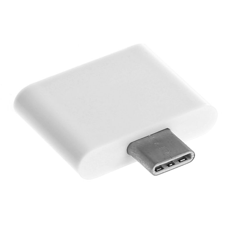 High Quality 30 Pin Female To Micro USB 3.1 Type C Type-C Male Data Charger Converter Adapter White