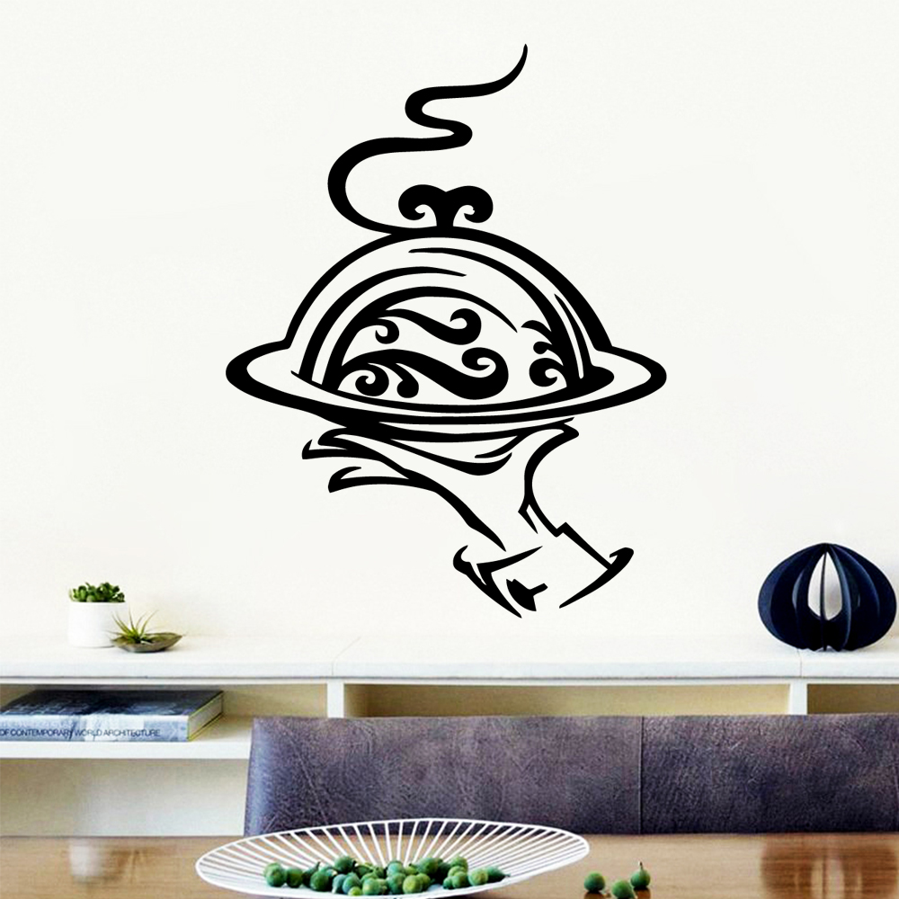 Lovely Cook Wall Stickers Mural Art Home Decor For Kids Rooms Diy Home Decoration Decal Mural adesivi murali in Wall Stickers from Home Garden