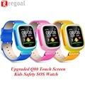 G7 pantalla táctil de colores smart watch niños llamada sos localizador dispositivo perdida anti del recordatorio del bebé niños de seguridad smart watch