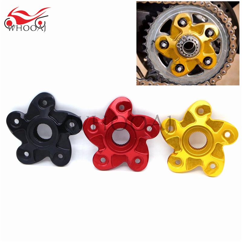 Motorcycle Rear Sprocket Cover For Ducati Hypermotard 796 821 939 SP821 SP939 Hyperstrada 821 939