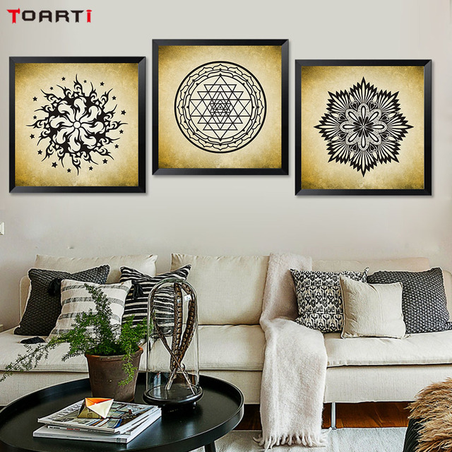 Black Classics Religion Islamic Canvas Painting Posters And Print ...