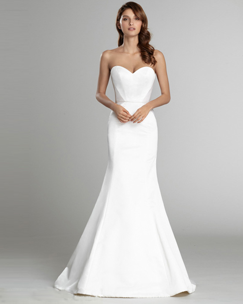 Online Get Cheap Silk Chiffon Wedding Dress With Lace