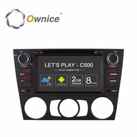 Ownice For BMW 3 Series E90 E91 E92 E Android Head Unit dvd gps navigation system Multimedia Player Radio Audio RDS DAB+ TPMS PC