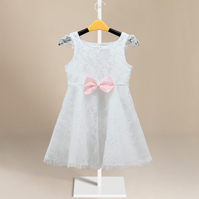 a7e9e803e24b Pretty Girls Mermaid Princess Lace Dress Heart Hollow Out Backless ...