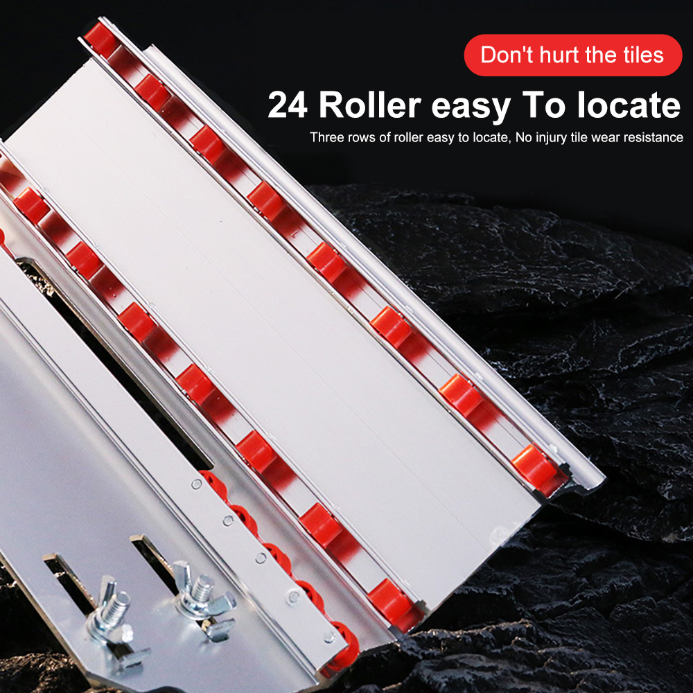 Tile 45 Degree Angle Cutting Helper Tool Aluminum Alloy Multifunctional Accessories 66CY