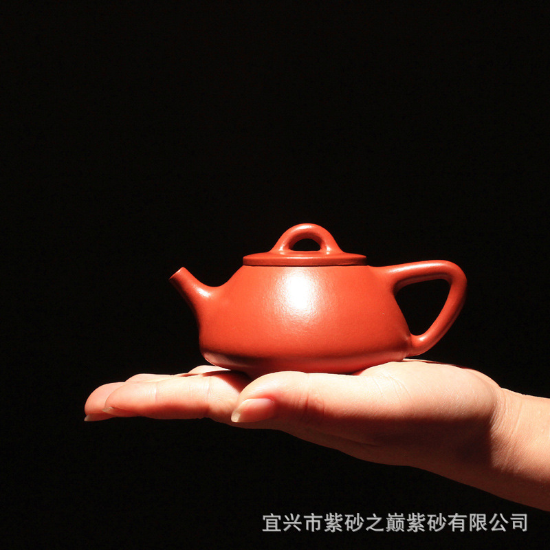 Yixing authentic manual recommended wholesale child smelting stone gourd ladle sketch 120 ml pot of tea drinking tea potYixing authentic manual recommended wholesale child smelting stone gourd ladle sketch 120 ml pot of tea drinking tea pot