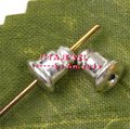 Promotion!!Wholesale  Earring Back Stoppers  Free Shipping