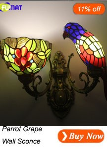 Parrot Wall Sconce