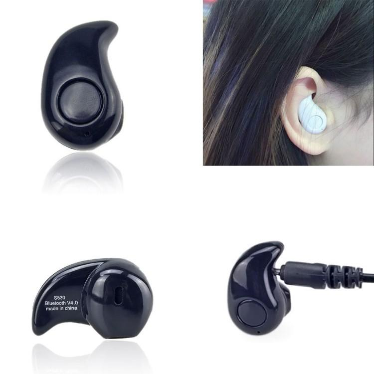 ddee7e80725 S530 wireless micro mini Bluetooth headset 4.0 invisible earbud stereo mini  ultra small earphone-in Earphones & Headphones from Consumer Electronics on  ...
