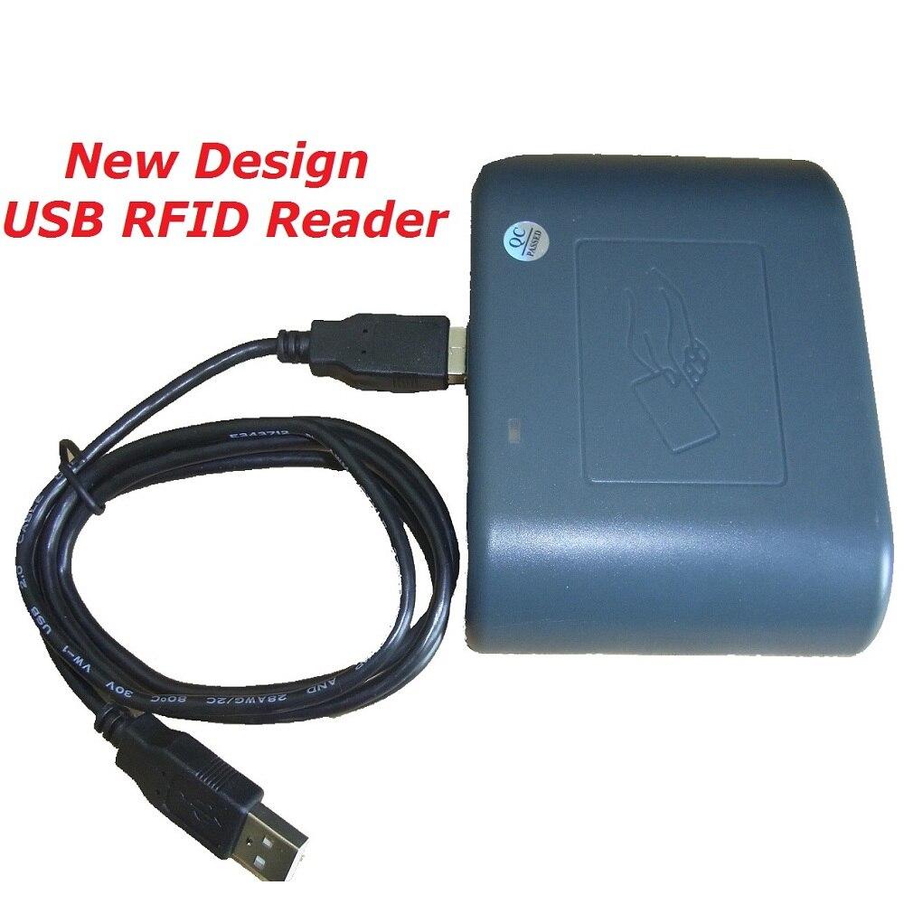 Управление доступом 125 кГц USB <b>RFID</b> считыватель смарт-карт ...