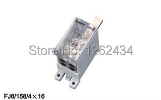 FJ6/158/4*16 circuit breaker  deconcentrator type 100
