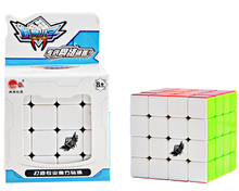 4x4x4 Cyclone Boys Magic Cube Puzzle Cubes Speed Cubo Square Puzzle Rainbow Gifts Educational Toys for Children 22316 недорого