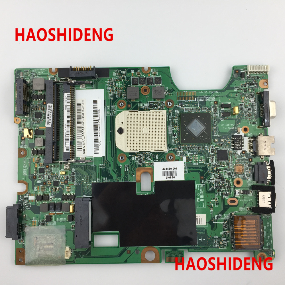 Free Shipping 498460-001 for HP Pavilion CQ50 CQ60 G50 G60 series  motherboard .All functions 100% fully Tested !  free shipping 712794 001 for hp pavilion touchsmart 15 15 b motherboard hm77 i5 3337u all functions 100% fully tested
