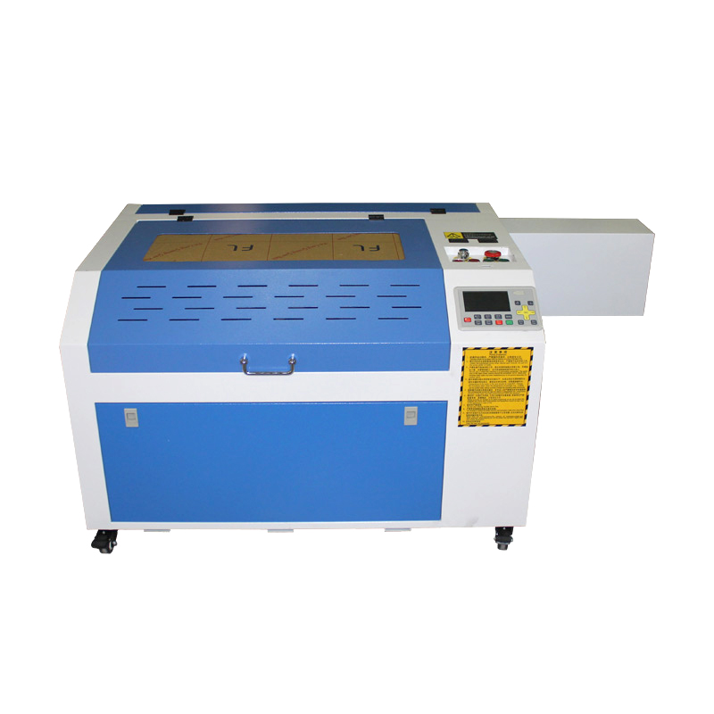 Desktop LY <font><b>laser</b></font> 6040 <font><b>4060</b></font> PRO 80W CO2 <font><b>Laser</b></font> Engraving Machine with off-line system and Honeycomb Table High Speed image
