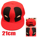 2016 new movie peripherals Deadpool black and red hat 3 different styles for your selection HT108