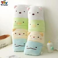 1pc Japanese Animation Sumikko Gurashi Doll Cats Bear San X Corner Bio Pillow Cartoon Plush Toy Baby Kids Birthday Gift Triver