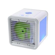 3 скорости USB мини-вентилятор охлаждения портативный кондиционер воздухоувлажнитель очиститель для домашнего офиса маленький настольный стол