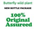 3 paquetes, extractos de plantas silvestres con mariposa que adelgaza pérdida de peso producto de la dieta