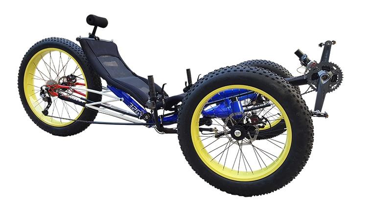 TrikExplor Fat Tire Trike F326 (2)