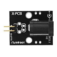 DC2.1 интерфейс питания контактный интерфейс конвертер Модуль электронные строительные блоки для Arduino