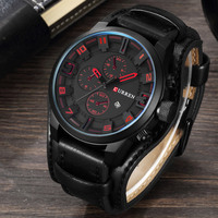 2016 New CURREN Luxury Top Brand Men S Sports Watches Fashion Casual Quartz Watch Men Military