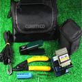 Fiber optic cold contact Tools Kit Fiber Cleaver + wire stripper + toolkit