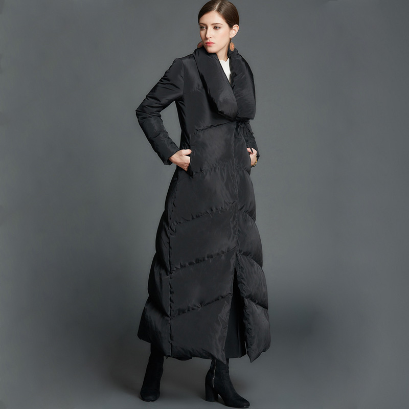 Popular Extra Long Down Coat-Buy Cheap Extra Long Down Coat lots ...