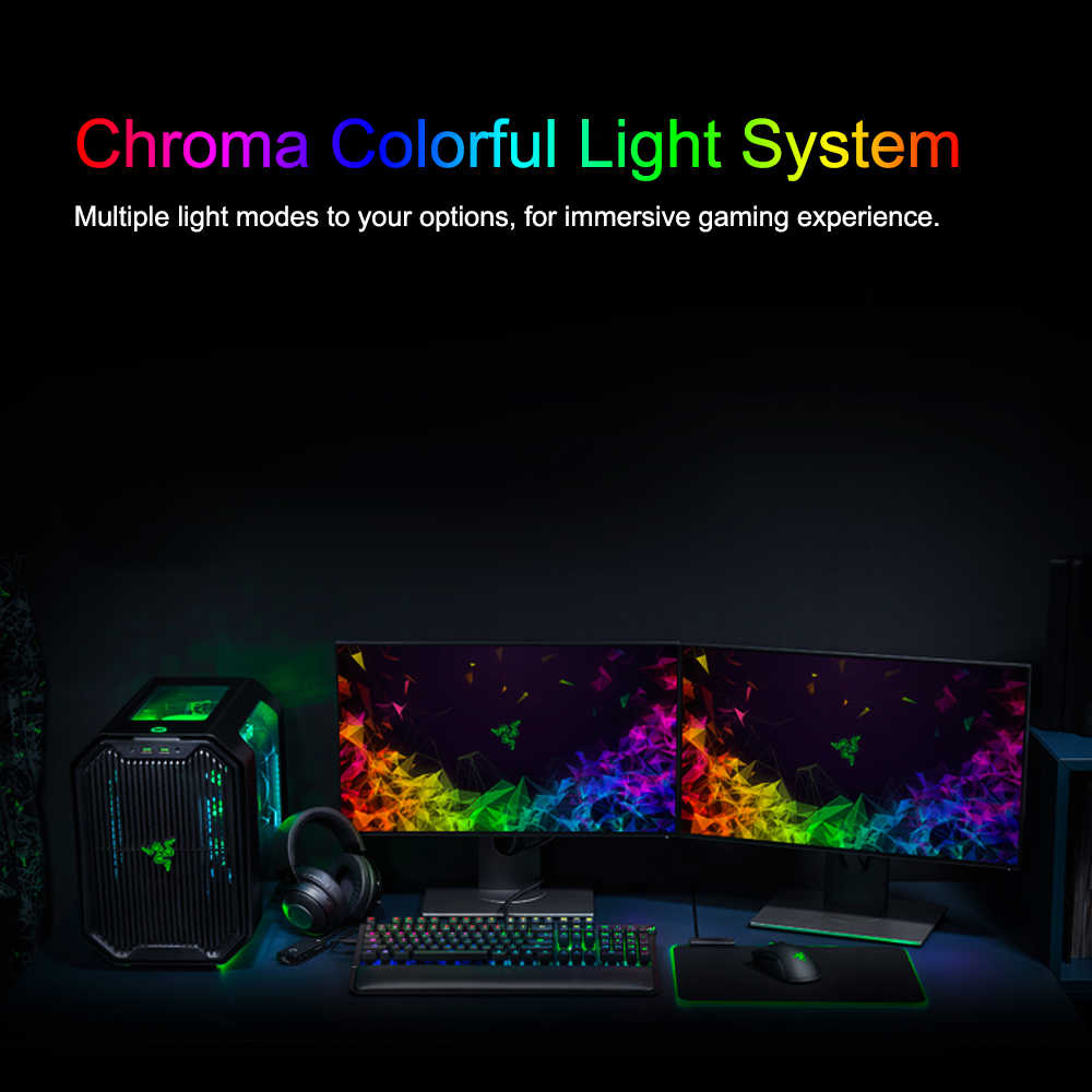 Razer BlackWidow Elite клавиатура с подсветкой 104 клавиш RGB Проводная клавиатура мгновенный триггер Chroma красочный свет гиперshift