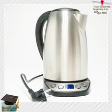 Hot sale Fashion Midea kettle electric thermos control Black Stainless steel electric kettle 220v portable electric tea kettle