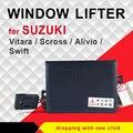 Для SUZUKI Vitara/Scross/Alivio/Swift window closer левосторонняя автомобильная система электропитания