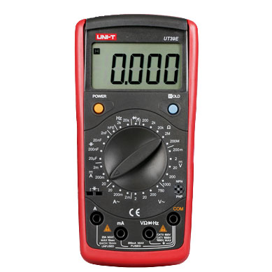 UNI-T UT39E Digital Multimeters Transistor DC AC Voltage Current Resistance Capacitance Frequency Meter Tester peter comba modeling of molecular properties